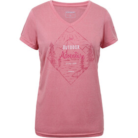 Icepeak Bassfield T-Shirt Femme, pink